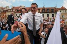 Kto prowadzi kampanięPiS i Morawieckiego?