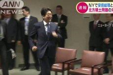 Tak premier Japonii zareagował na prezydenta Putina.