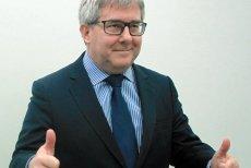 Ryszard Czarnecki z PiS przekonuje,  że ws. decyzji TSUE o ENA to nie tak jak wszyscy myślą.