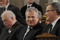 Byli prezydenci wyrażają zaniepokojenie o polską demokrację.