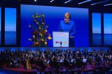 Angela Merkel wygłosiła w Kilonii mocne przemówienie w Dzień Jedności Niemiec.