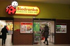 W pewnej partii jaj sprzedawanych przez sieć sklepów Biedronka odkryto pałeczki salmonelli na skorupkach.