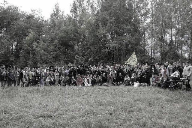 Harcerki jeździły na obóz w Suszku od lat.
