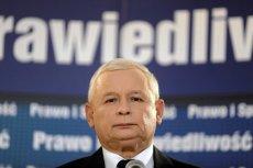 Prezes Prawa i Sprawiedliwości Jarosław Kaczyński