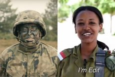 Najnowsza reklama Wojsk Obrony Terytorialnej to prawie idealna kopia spotu promocyjnego Sił Obronnych Izraela. Różnice między filmikami są naprawdę niewielkie.