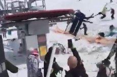 W Gruzji na stokach w Gudauri z powodu awarii wyciągu rannych zostało 8 osób.