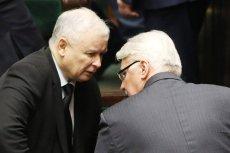Prezes PiS Jarosław Kaczyński postanowił wziąć sprawy polskiej dyplomacji we własne ręce.