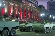 Warszawska defilada to nic przy pokazie siły wojskowej maleńkiego Singapuru.