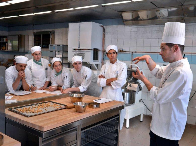 Szkoła kulinarna w USA