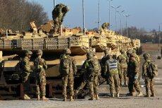 Czołgi Abrams dotarły do portu w Gdyni.(zdjęcie jest ilustracją do tekstu)