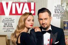 Małgorzata Socha i Marcin Prokop - laureaci tegorocznej edycji plebiscytu Viva! Najpiękniejsi