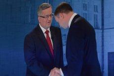 Obraza prezydenta ścigana jest przez prokuraturę.