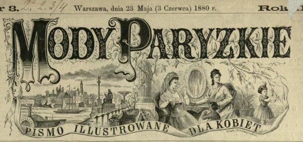 Dwutygodnik zajmował się popularyzowaniem mody paryskiej. Nie brakowało w nim jednak nowinek na temat sukni na przykład z Anglii.