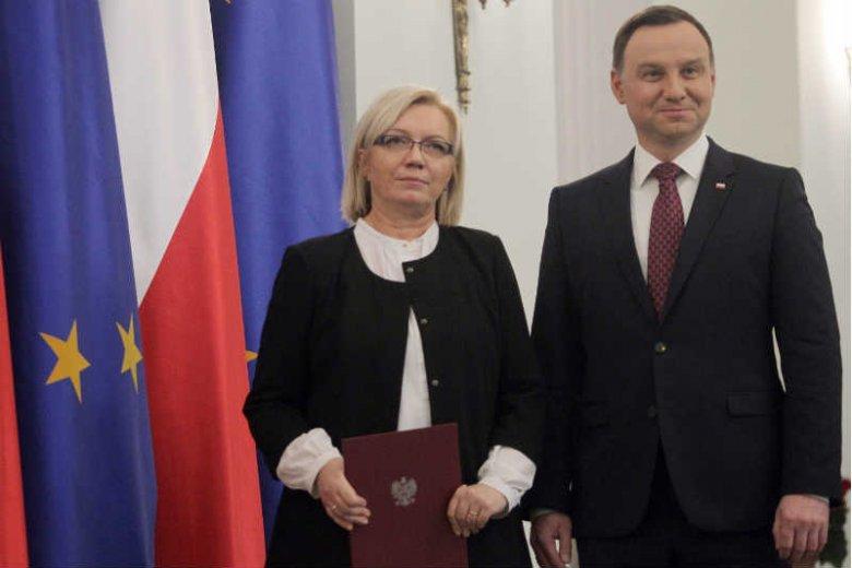 Wokół wyboru Julii Przyłębskiej na prezesa TK piętrzą sięwątpliwości.