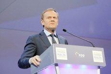 Przewodniczący Rady Europejskiej Donald Tusk wygłosił niezwykle płomienne i stanowcze przemówienie na kongresie Europejskiej Partii Ludowej, który trwa na Malcie.