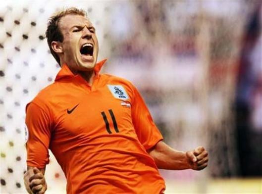 Model '06 to jedna z najlepszych koszulek Oranje