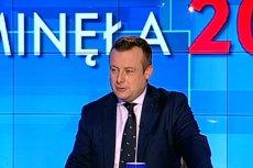 """Adrian Klarenbach to popularny dziennikarz TVP, który w swoich programach sprzyja """"dobrej zmianie""""."""