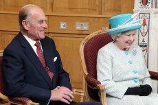 Książę Filip i królowa Elżbieta spędzają przymusową kwarantannę w zamku Windsor