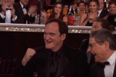 """Quentin Tarantino wygrał już trzeciego w karierze Złotego Globa za scenariusz- wcześniej dostał nagrodę za """"Pulp Fiction"""" i """"Django"""""""