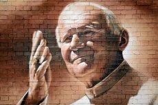 Jan Paweł II został jednym z trzech patronów roku 2015.