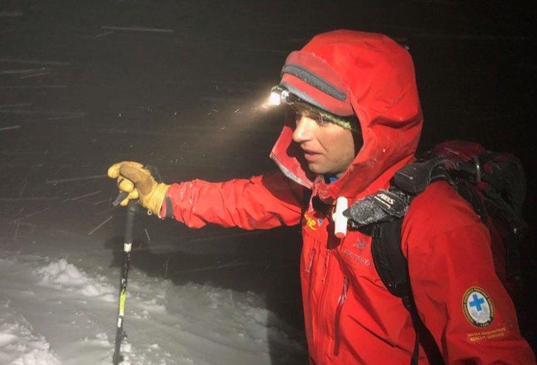 Tatrzańskie Ochotnicze Pogotowie Ratunkowe ostrzega przed pogarszającymi się warunkami pogodowymi w Tatrach.