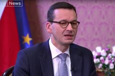 Mateusz Morawiecki zaatakował Unię Europejską w rozmowie z brytyjską stacją Channel 4 News. Bronił też pisowskich reform sądownictwa.