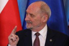 Antoni Macierewicz zapowiada proces przeciwko portalowi Onet. Były szef MON określa rewelacje, jakoby to on stał za grą teczkami Morawieckiego, mianem absurdalnego kłamstwa.