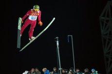 Polacy w konkursie drużynowym w Soczi.