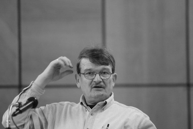 """Maciej Parowski był wieloletnim redaktorem naczelnym """"Nowej Fantastyki""""."""