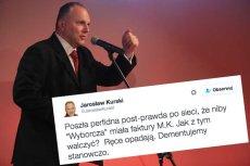 Jarosław Kurski stanowczo dementuje plotki i spekulacje.