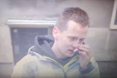 """Trudny debiut. Aktor Jacek Międlar na planie serialu """"Policjantki i Policjanci"""" . Będą nagrody?"""