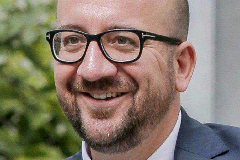 Michel został premierem, gdy był szefem zwycięskiej partii.