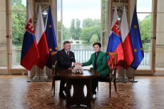 Robert Fico chce współpracować z Polską w ramach Grupy wyszehradzkiej, ale przyszłość Słowacji widzi w integracji z UE.