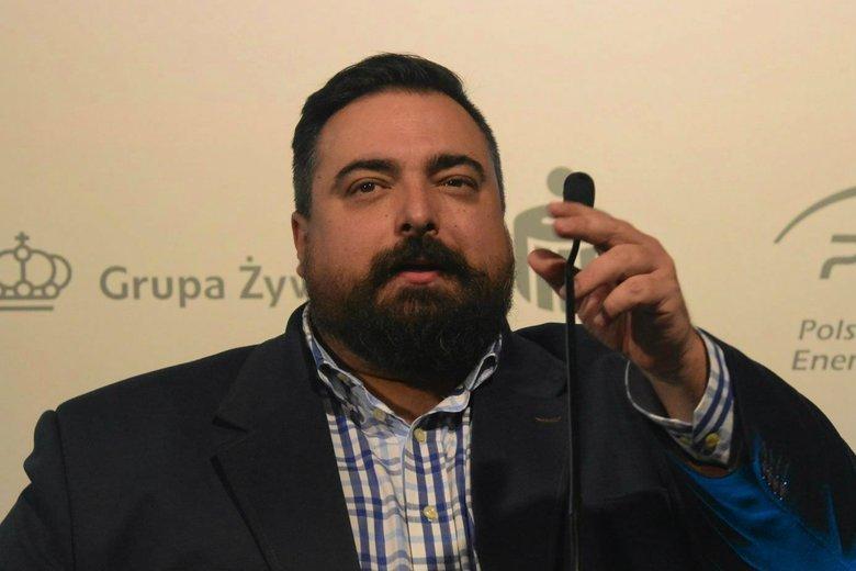 Tomasz Sekielski opowiedział o pracach nad dokumentem o pedofilii w polskim Kościele.