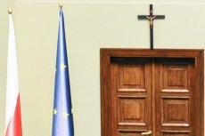 Sąd apelacyjny oddalił pozew posłów Ruchu Palikota w sprawie obecności krzyża w Sejmie.