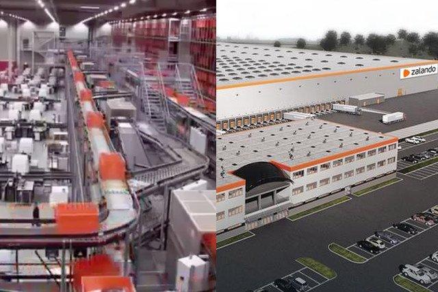 Tysiąc osób ma znaleźć pracę przy pakowaniu zamówień internetowego sklepu Zalando.com