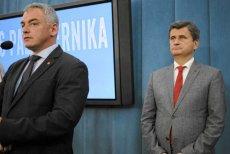Artur Dębski nazywa Janusza Palikota dyktatorem.