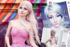 23-latka z Brazylii wygląda jak żywa lalka. Ma setki tysięcy fanów w sieci.