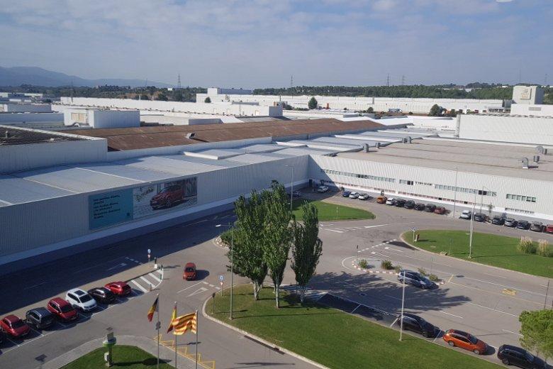 Fabryka w Martorell robi wrażenie swoim ogromem. Pracuje tu ponad 10 tysięcy ludzi.