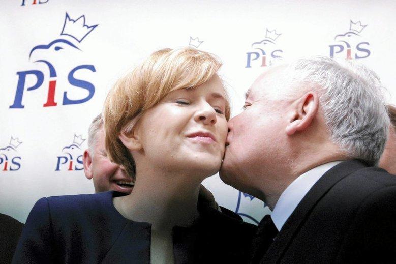Posłanka PiS Anna Krupka została wiceministrem sportu.