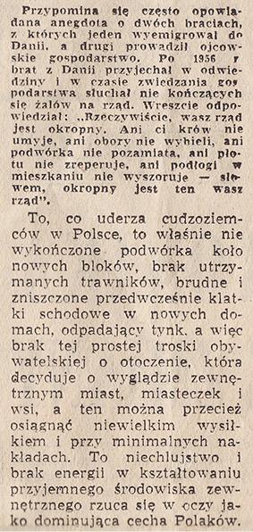Polacy nie dbają o środowisko, które współtworzą - to jeden z zarzutów prof. Szczepańskiego. Czy dziś także mamy z tym problem?