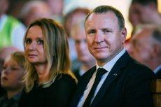 Jacek Kurski za kilka tygodni weźmie ślub ze swoją narzeczoną Joanną Klimek.