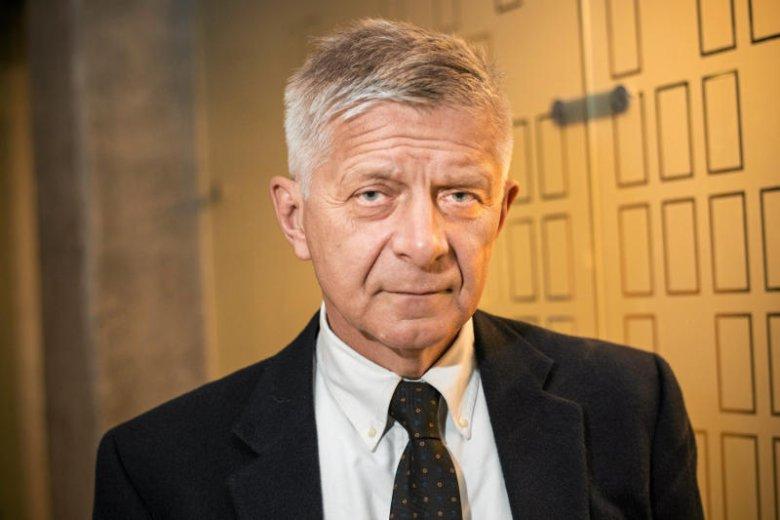 Marek Belka stwierdził, że na świecie istnieje kryzys kapitalizmu.