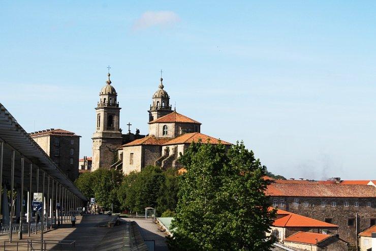 Santaigo de Compostela.