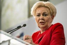 Posłanka Krystyna Skowrońska (PO) odniosła się do słów wicemarszałek i rzeczniczki PiS Beaty Mazurek, która skrytykowała jej działalność powołując się na kolor jej włosów.
