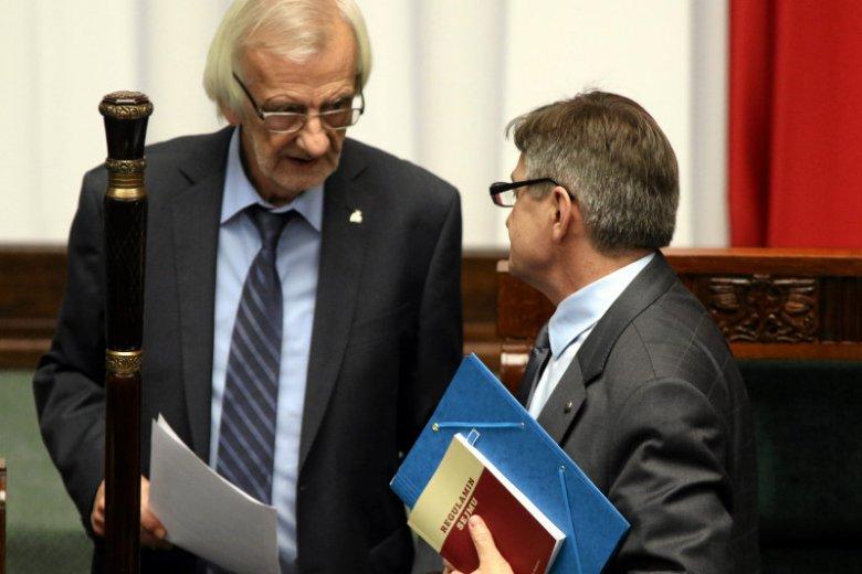 Na środę zaplanowano głosowanie nad wnioskiem opozycji o odwołanie marszałka Marka Kuchcińskiego.