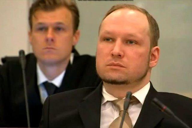 Anders Breivik narzeka na więzienne warunki, w których jest przetrzymywany.