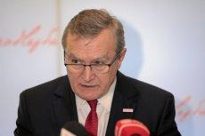 Piotr Gliński zdradził, dlaczego przerwał wywiad w RMF FM.