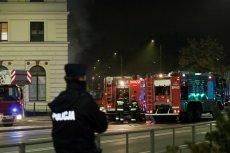 Do pożaru Dworca Świebodzkiego doszło na strzelnicy, która znajduje się na poziomie -1.