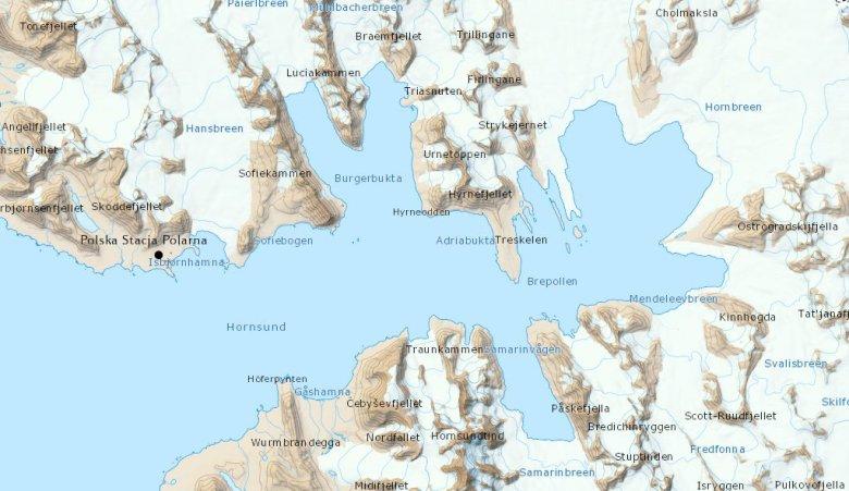 Fiord Hornsund